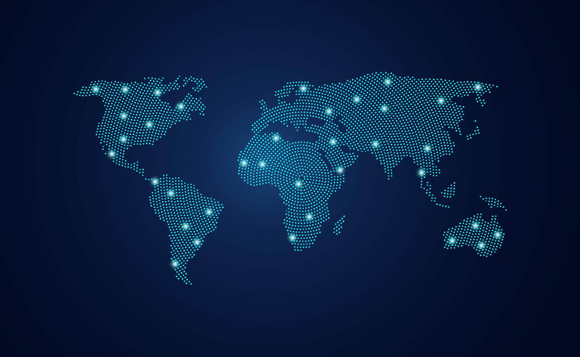 Internationaler Einkauf: Weltweit nur noch ein Dienstleister